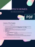 Ecotech Homes