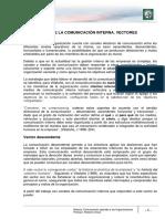 Lectura 11 - Orientación de la Comunicación Interna. Vectores.pdf