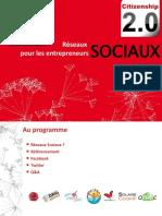 Réseaux Sociaux 4 Social Innovators