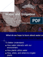 WaterandIrrigationforMasterGardeners