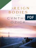 Foreign Bodies by Cynthia Ozick