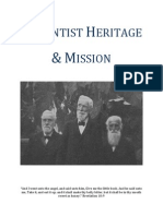 Adventist Heritage & Mission