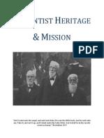Adventist Heritage & Mission