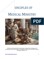 Principles of Medical Ministry
