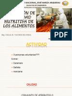 7-Evaluación de la calidad nutritiva