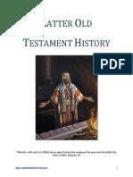 Latter Old Testament History