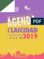 Agenda de la laicidad 2019