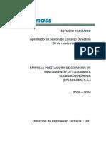 et_sedacaj_nov_2019v2_ Estudio tarifario EPS Sedacaj.pdf