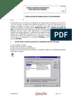 Manual_Administrador3 Cap 3  INSTALACION DE ODBC32 EN PC'S D