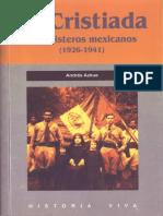 La Cristiada Andrés Azkue