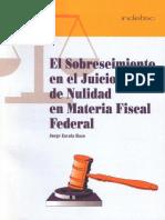 El Sobreseimiento en el Juicio de Nulidad en Materia Fiscal Federal