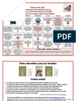 Parenting Calendar Feb 2011 - Spanish Version