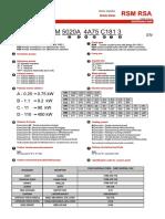 Catalogo TecnicoRS