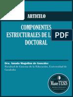 066. MasterTESIS - ARTICULO Componentes estructurales de la tesis doctoral 2015.pdf