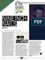 Nineinchs Nails Metal Hammer