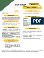 H.T. MALLACONSA REFORZADA