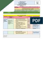 Planificacion de Educación para la Ciudadanpia - Semana 7
