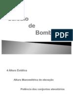Cálculo de Bombas 5