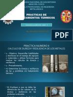 Practicas tratamientos termicos - Practica 2
