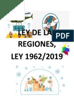 Ley de las regiones