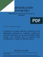 Flujo de Efectivo y Planeación Financiera.- Flujo Del Efectivo