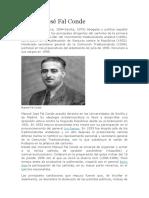 Manuel José Fal Conde