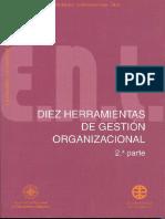Diez herramientas de gestión organizacional. 2° parte.pdf