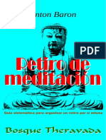 BARON Retiro de meditacion