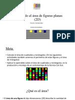 Calculando el área de figuras planas inicio [Autoguardado]