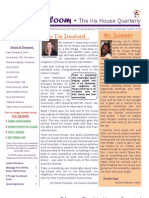 IH Newsletter Summer 2009 Final