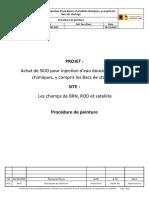 PGS-JOBN-190587-P05-DC9-00 Procèdure de Peinture
