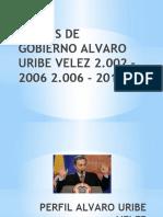 PLANES DE GOBIERNO ALVARO URIBE VELEZ 2_POLITIA PUBLICA