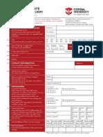 CU Admissions Form 2020-2