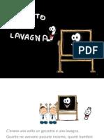 Il Gessetto e La Lavagna