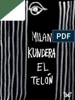 El telon