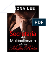 La Secretaria Del Multimillonario De La Mafia Rusa