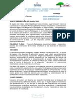 9.- LABORATORIO DE EXPERIENCIAS MATEMÁTICAS LÚDICAS