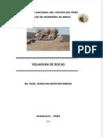 Voladura de Rocas UNCP