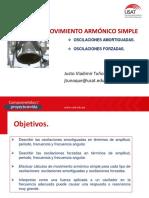 TEMA 02_OSCILACIONES AMORTIGUADAS Y FORZADAS