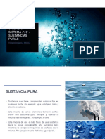 3.1 SUSTANCIAS PURAS - FILMINAS INDIVIDUALES