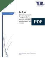 A.A.4 olga darianna sanchez madrigal pedagogia 321 conceptos