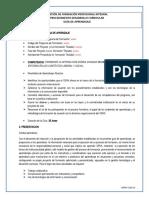 GFPI-F-019 Formato Guia de Aprendizaje_ Induccion 2018