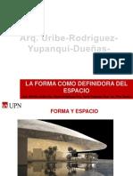 LA FORMA COMO DEFINIDORA DEL ESPACIO (1)