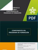 PRESENTACIÓN ESTRUCTURA DE COCINA