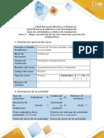 Guía de actividades y rúbrica de evaluación - Fase 2 - Mapa conceptual de los tres sistemas y protocolo colaborativo (1)