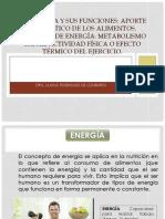 energia nutricion