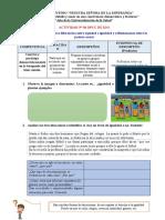 ACTVIDAD N° 04 DPCC - CUARTA UNIDAD