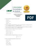 Lista de Ejercicio N1 C.INTEGRAL