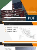 Migración México-EUA (1)