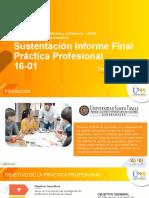 SUSTENTACION - FERNANDO SUAREZ  - PRACTICA USTA BUCA 16 01